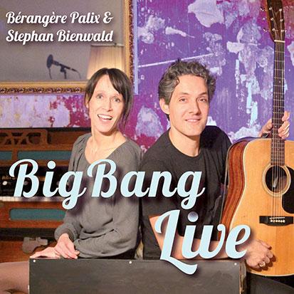 album cover big bang live - Discographie